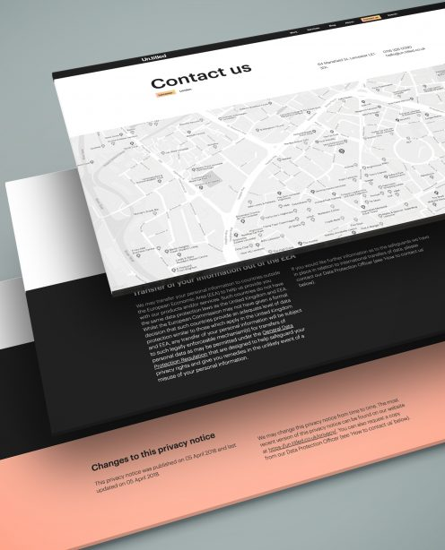 web-pages-mockup