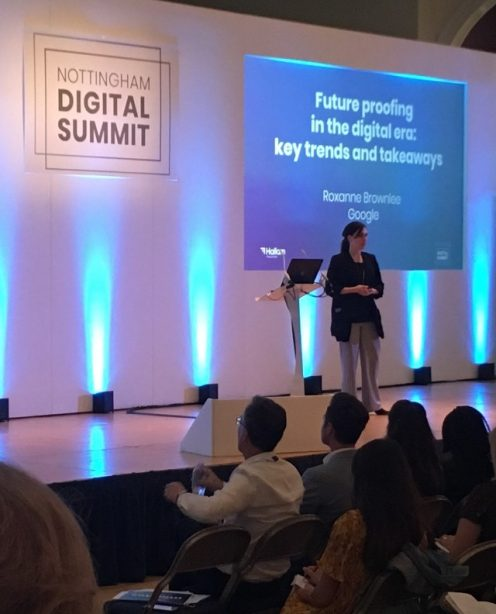 Talk #4 – Future-Proofing in the Digital Era