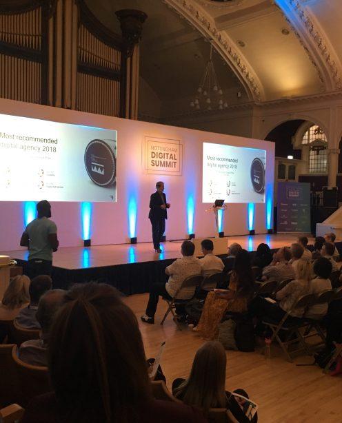 Talk #2 – Marketing in a Digital World