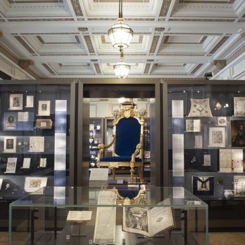 Museum of Freemasonry North Gallery