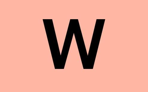W - Website Editor