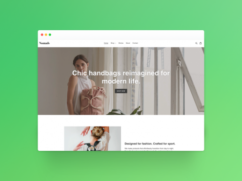 Accessible Shopify Themes