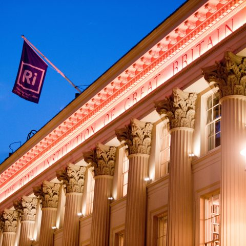 The Royal Institution facade credit Paul Wilkinson